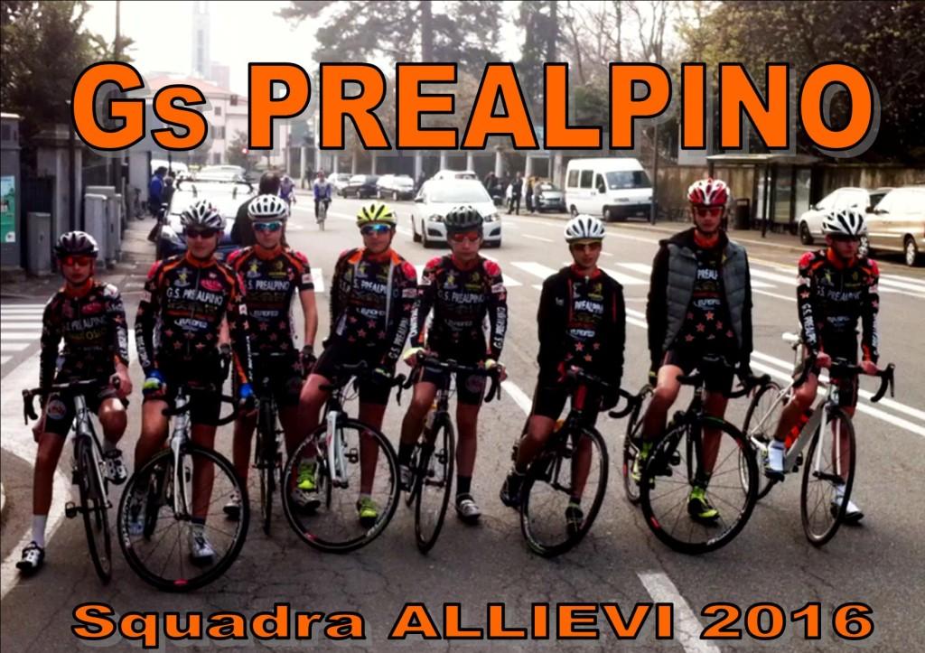 2016 squadra allievi gs prealpino sportsoskin