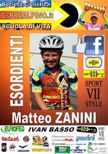 EOSRDIENTE 2015 GS PREALPINO MATTEO ZANINI
